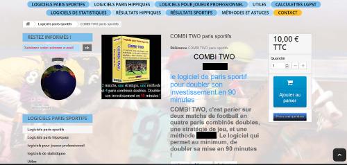logiciel paris sportifs