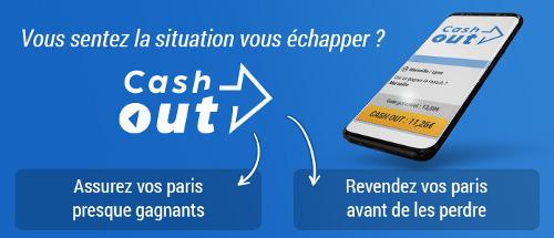 france pari cash out