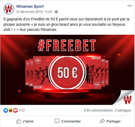 pari gratuit winamax